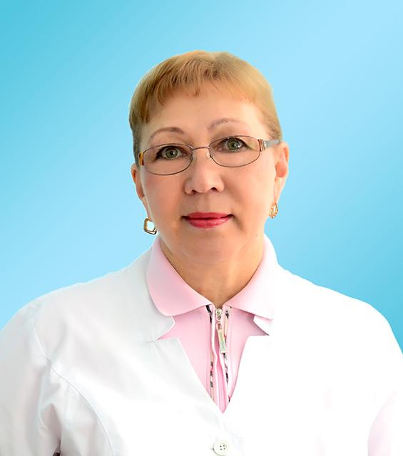Анохина Татьяна Ивановна – Врач-акушер-гинеколог