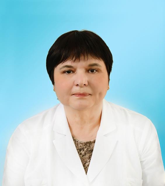 Федорова Нина Ивановна – Врач-оториноларинголог