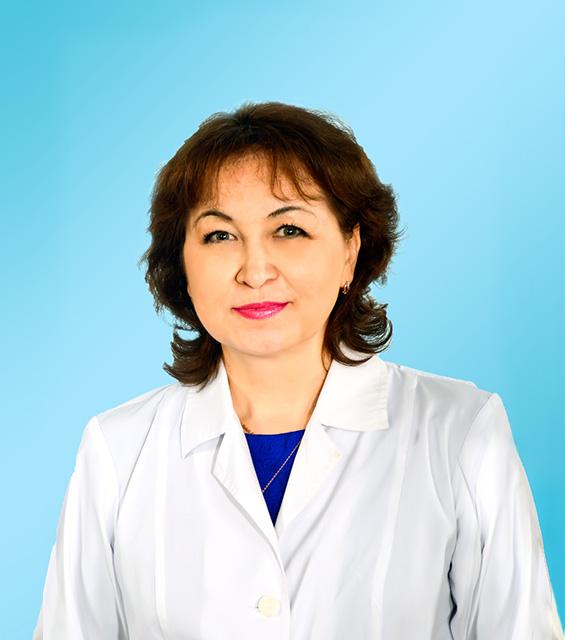 Лабзина Светлана Николаевна – Врач-терапевт