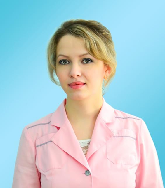 Лихутина Ольга Владимировна – Медицинская сестра