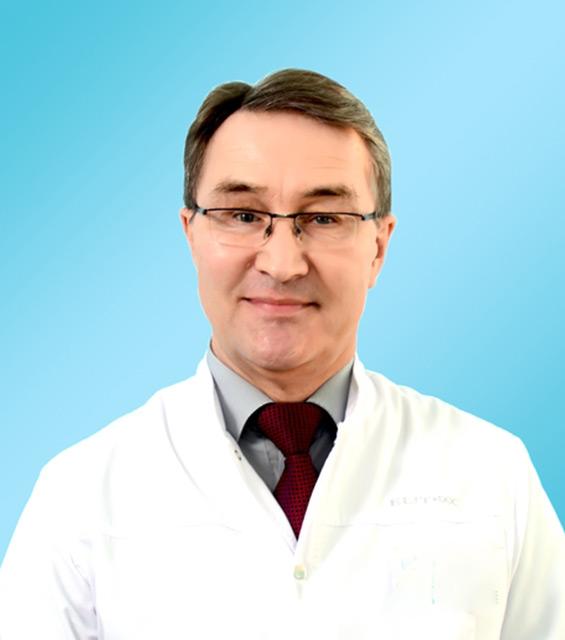 Партасов Александр Никитич – Врач-гастроэнтеролог