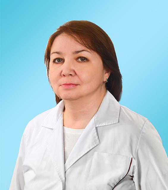 Павлова Надежда Федоровна - медсестра