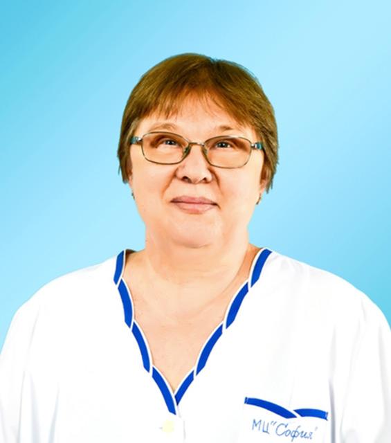 Сергеева Ирина Николаевна – Врач-аллерголог-иммунолог