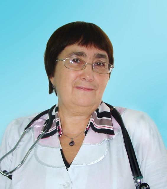 Шеина Марина Валентиновна – Врач-педиатр