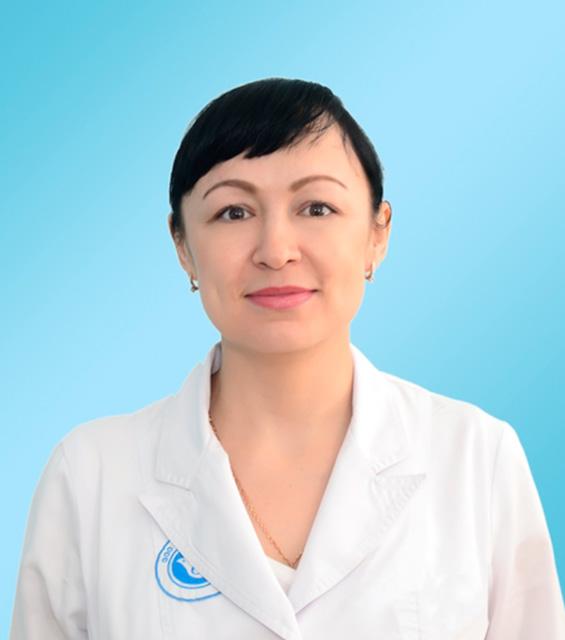 Титанова Евгения Николаевна – Медицинская сестра