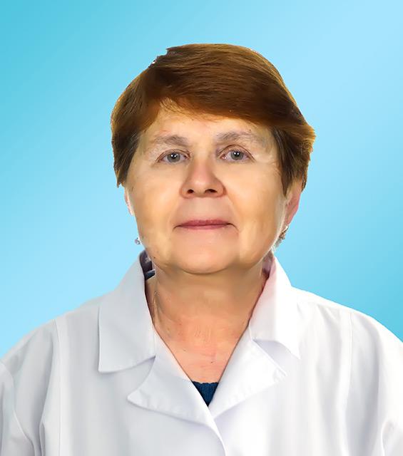 Цветкова Маргарита Владимировна – Врач-педиатр