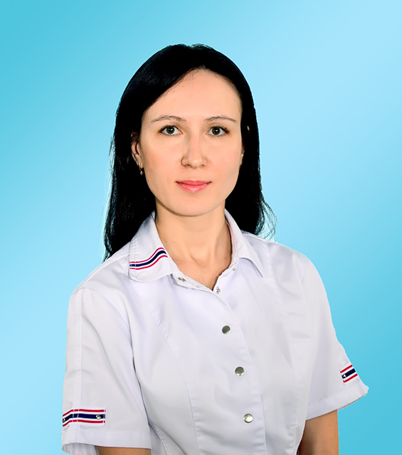Журавлева Наталия Михайловна – Врач-стоматолог